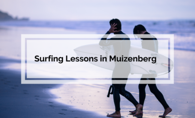 The best surfing lessons in Muizenberg